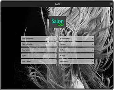 Salon SalonTarget - Online booking