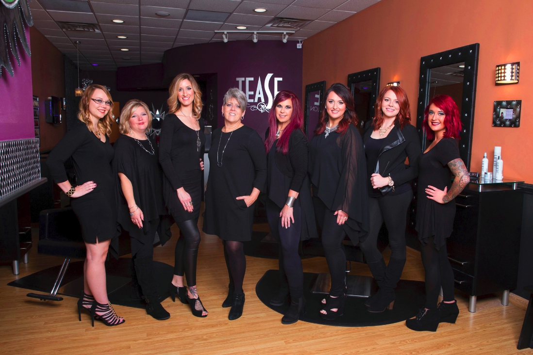 Tease Salon Team